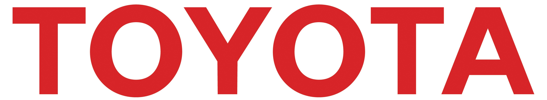 3000x550 Logo Toyota Corporate Color