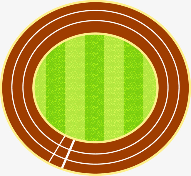 650x597 Track And Field Vector, Vector, Round, Meadow Png And Vector For
