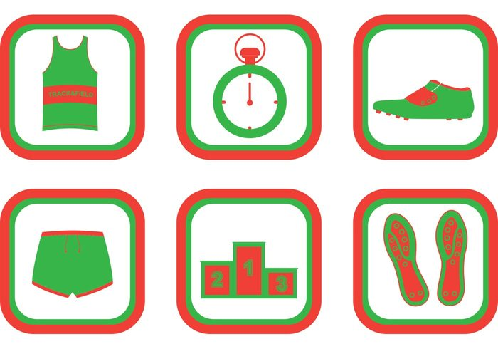 700x490 Track Amp Field Vector Icons Free Icon Packs Ui Download