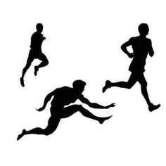 236x236 Athlete Clipart Track And Field Cute Borders, Vectors, Animated