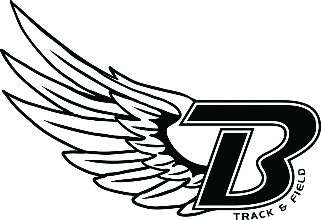1100x755 Feet Clipart Track And Field