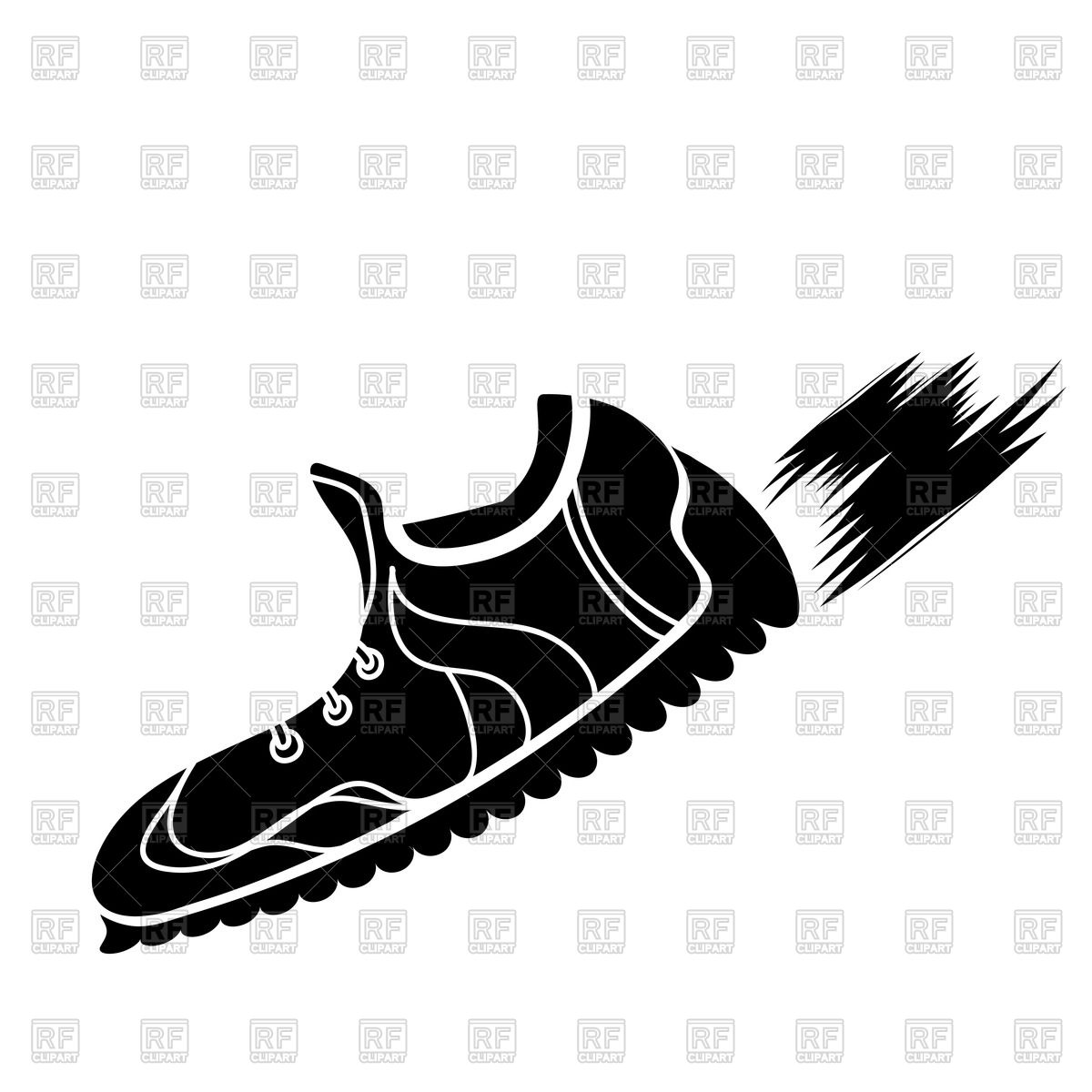 1200x1200 Gym Shoes Clipart Free Running 3589423