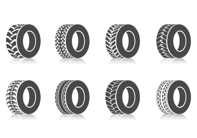 632x443 Free Tractor Tires Vector Free Vector Download 390477 Cannypic