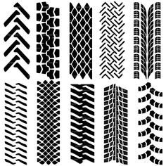 236x236 Tires Clipart Tractor Tire Track ~ Frames ~ Illustrations ~ Hd