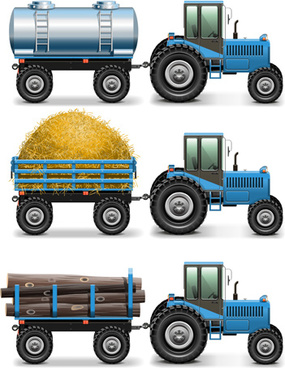 285x368 Tractor Trailer Truck Free Vector Download (516 Free Vector) For