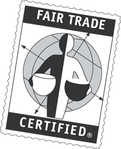 244x300 Fair Trade Certified Logo Vector (.eps) Free Download