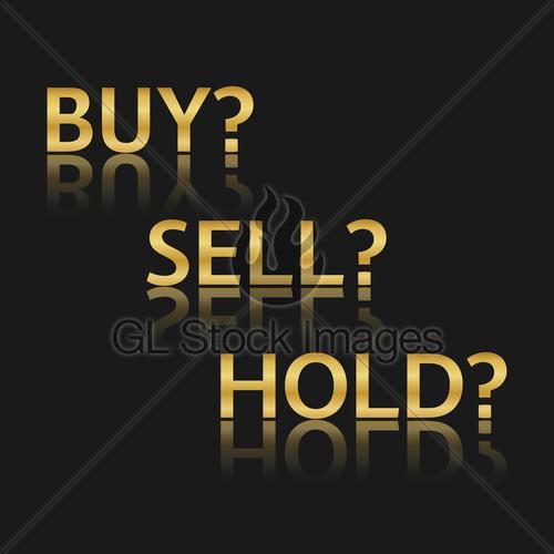 500x500 Golden Vector Trade Icons, Stock Market Options, Three Bu... Gl