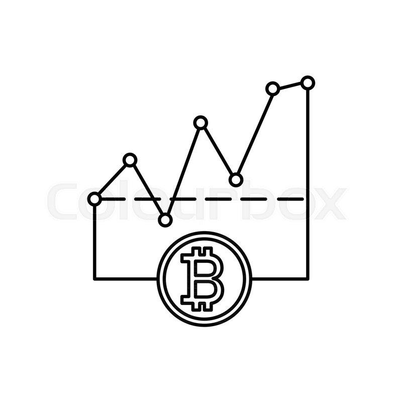 800x800 Crypto Trade Icon. Outline Illustration Of Crypto Trade Vector
