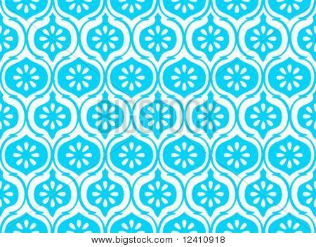 Traditional Indian Patterns Vector
