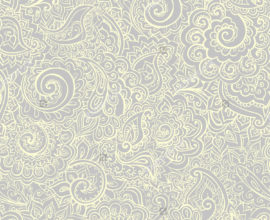 270x220 Calm Seamless Grey Pattern Traditional Indian Stock Vector Design