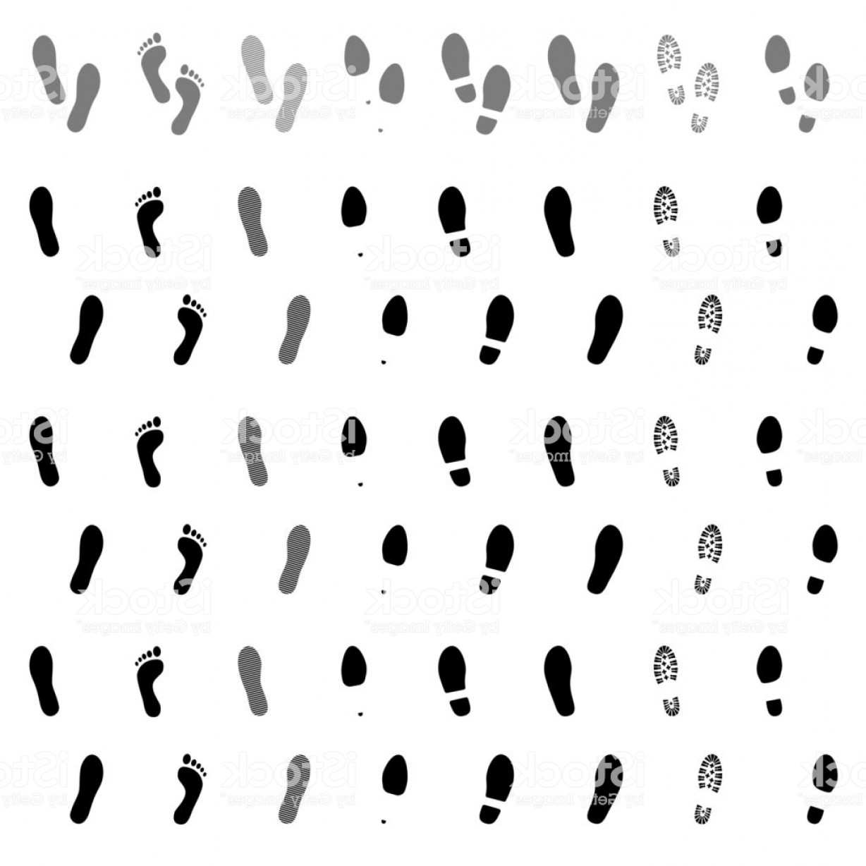 1228x1228 Glamorous Footsteps Footprints Shoe And Bare Foot Print Shoes