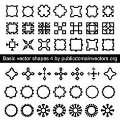236x236 Star Trail Vector Graphics Vector Objects In Public Domain