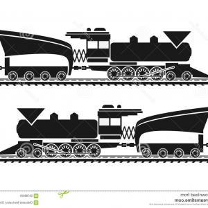 300x300 Modern Bullet Train Vector Clipart Orangiausa