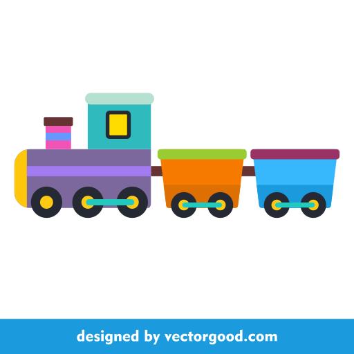 512x512 Free Vector Cdr Train Vector By Freevectorstock