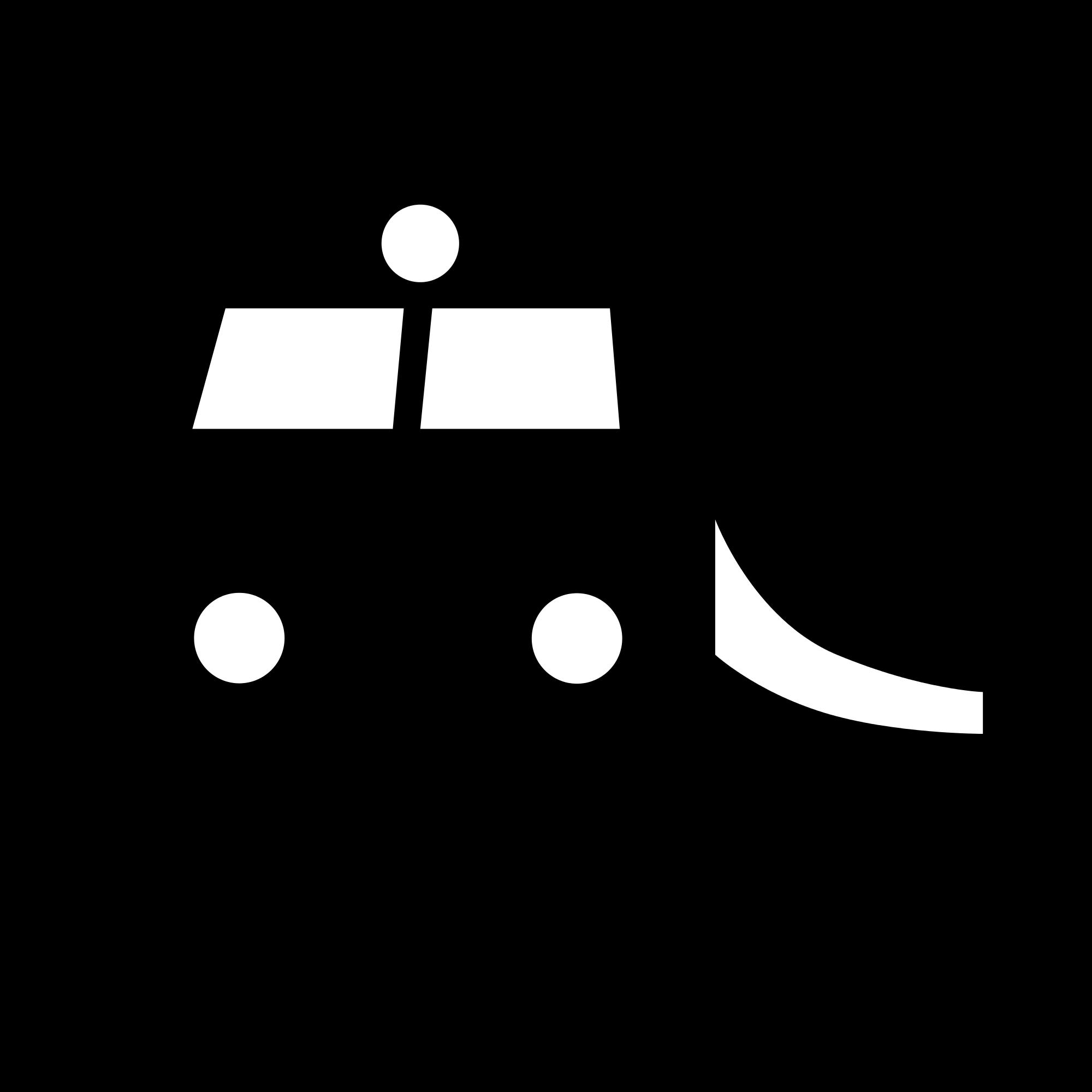 2000x2000 Black Train Icon Png Clipart