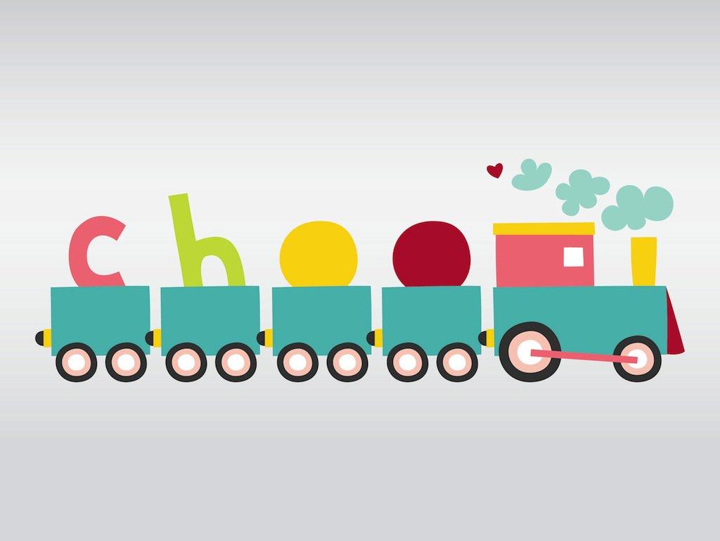 1024x769 Cute Vector Train Vector Art Amp Graphics
