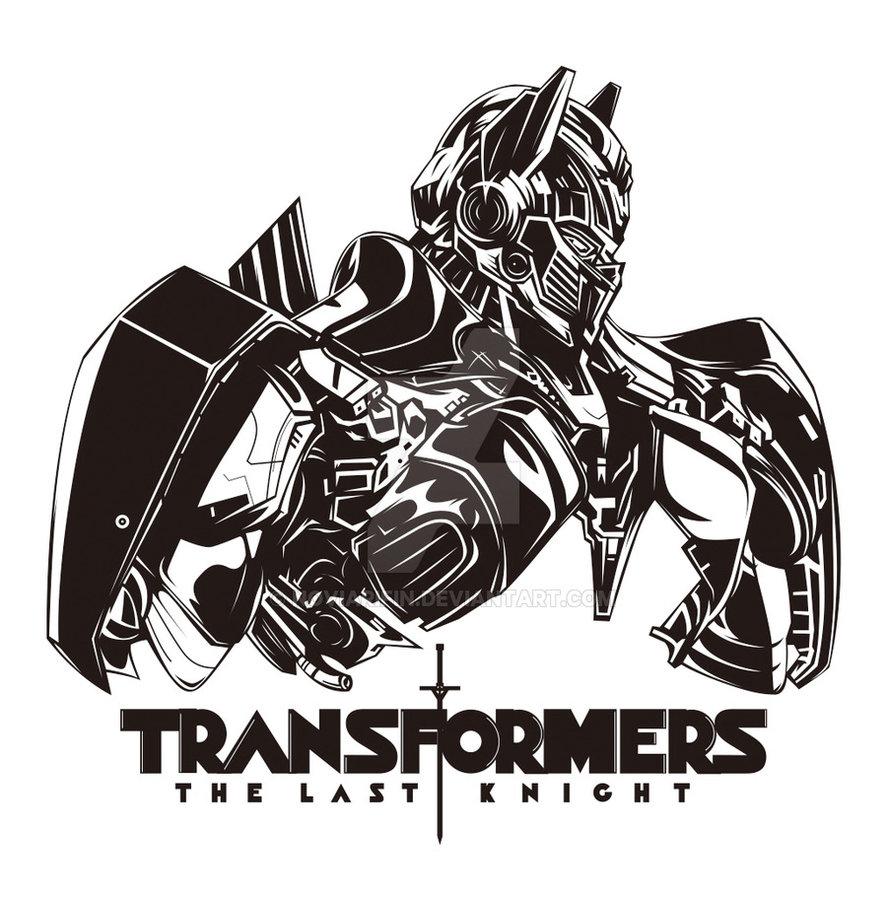 887x901 Transformers The Last Knight Optimus Prime By Noviarifin