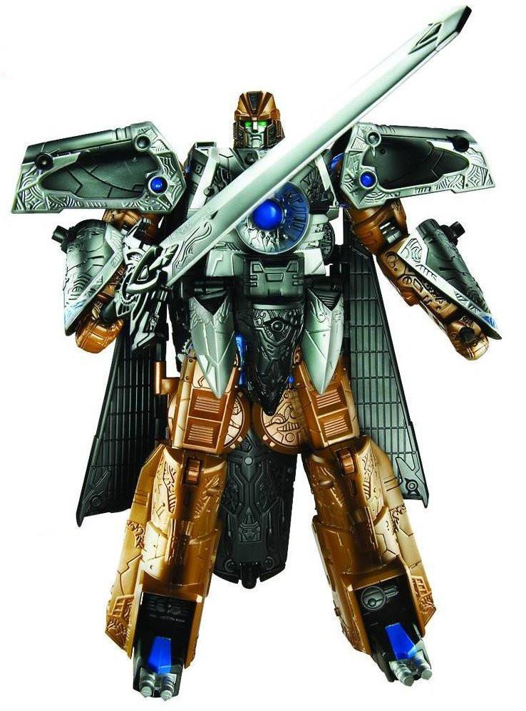 738x998 Transformers Universe 2.0 Vector Prime Samurai Bear Collectibles