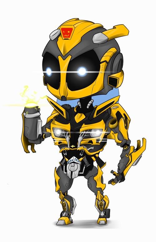 Transformers Vector Art