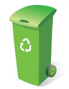 233x300 Green Trash Can Vector Ae Final
