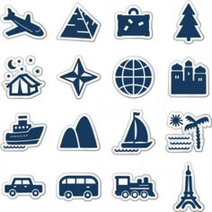 236x236 7 Best Travel Icon Images Travel Icon, Icons And