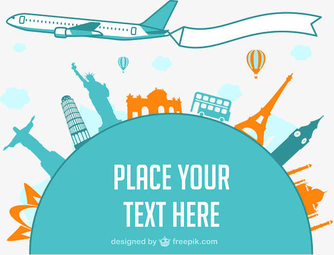650x497 Travel Vector Material, Travel, Tourism, Vector Travel Png And