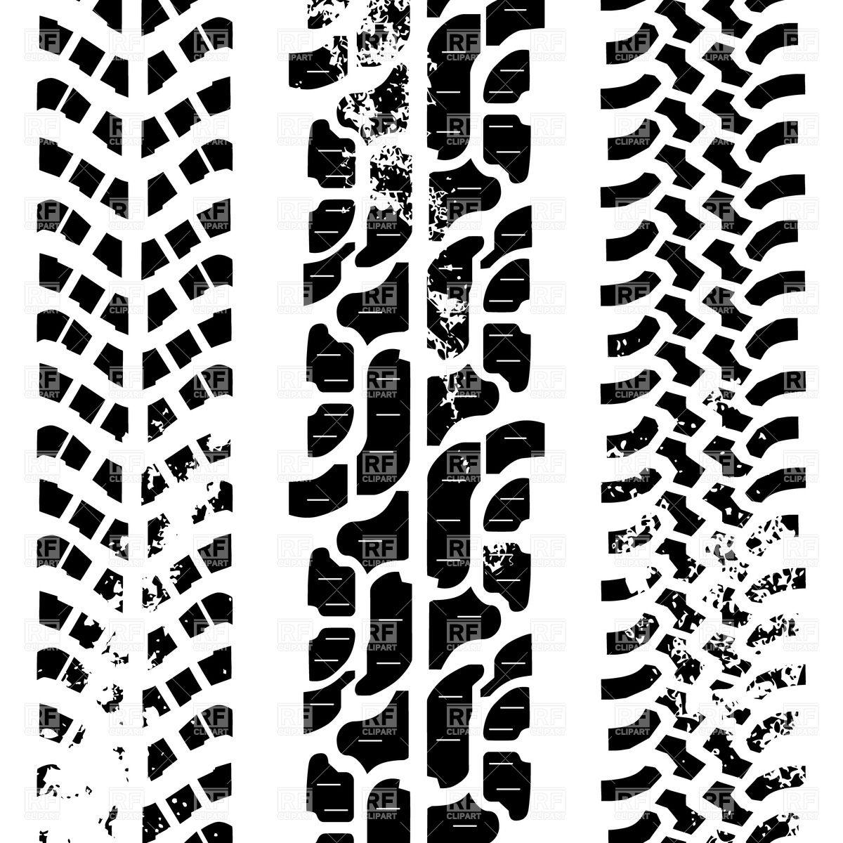1200x1200 Shabby Tyre Treads