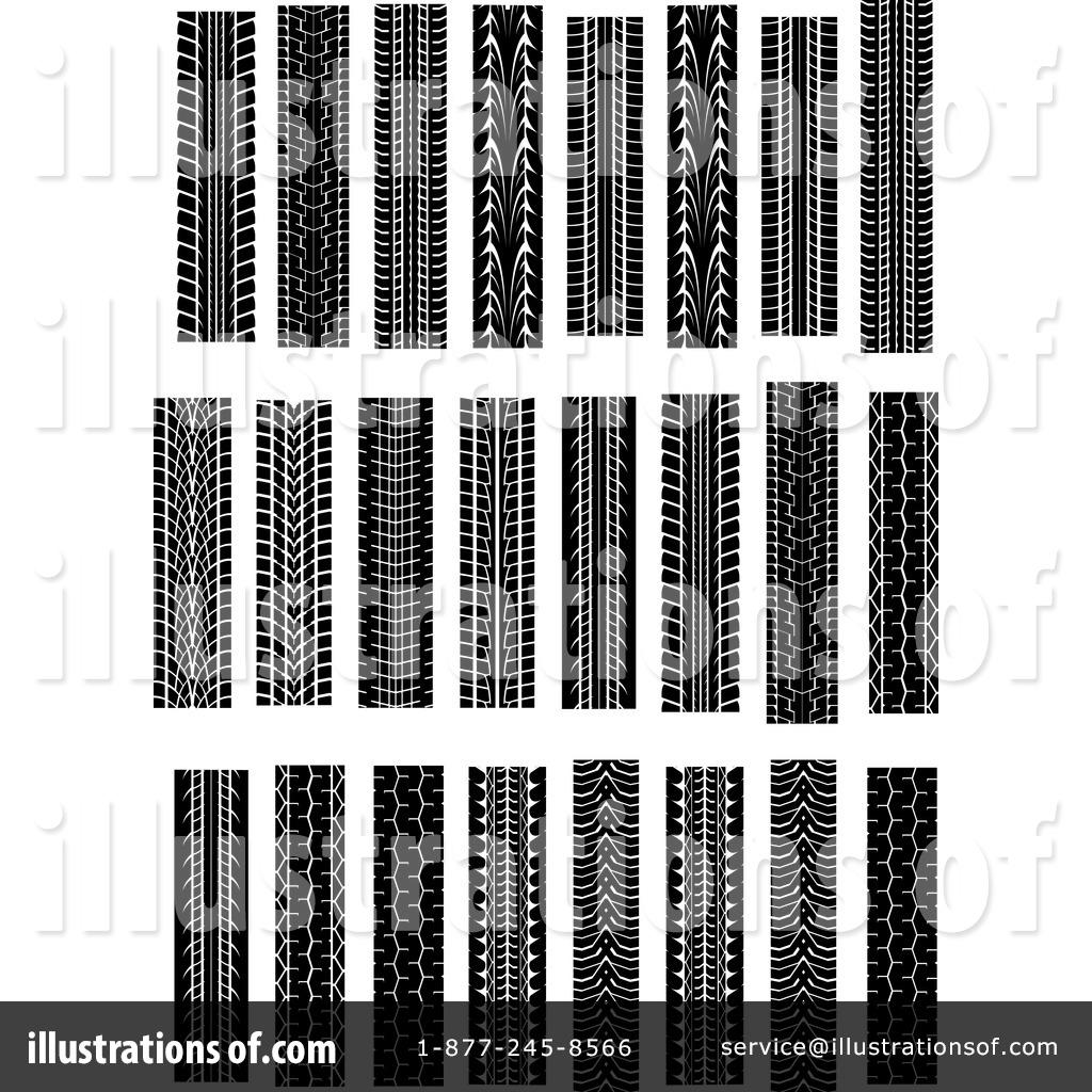 1024x1024 Tread Marks Clipart