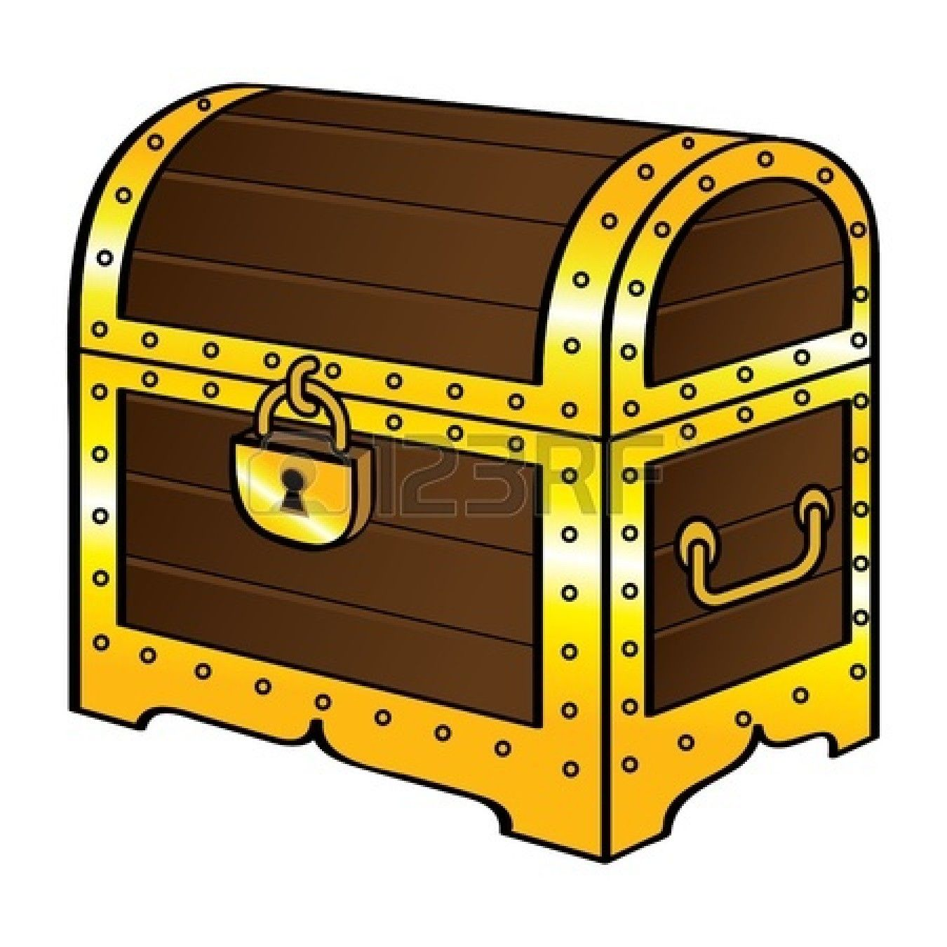 1350x1350 Treasure Chest Stock Vector Illustration And Royalty Free Treasure