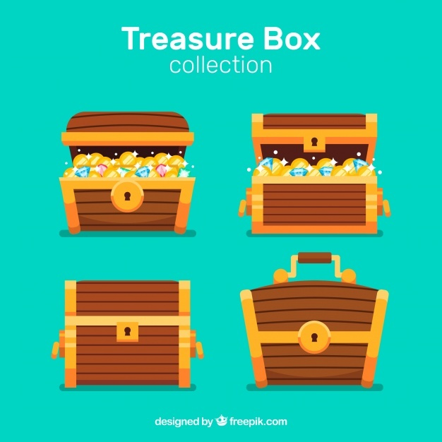 626x626 Treasure Chest Vectors, Photos And Psd Files Free Download