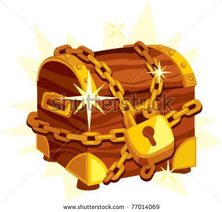 450x430 Cartoon Treasure Box Cartoon Treasure Chest Treasure Box Cartoon