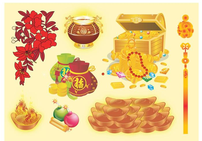 700x490 Treasure Vector