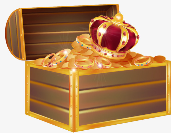 650x508 Vector Treasure, Treasure, Vector, Gold Png And Vector For Free