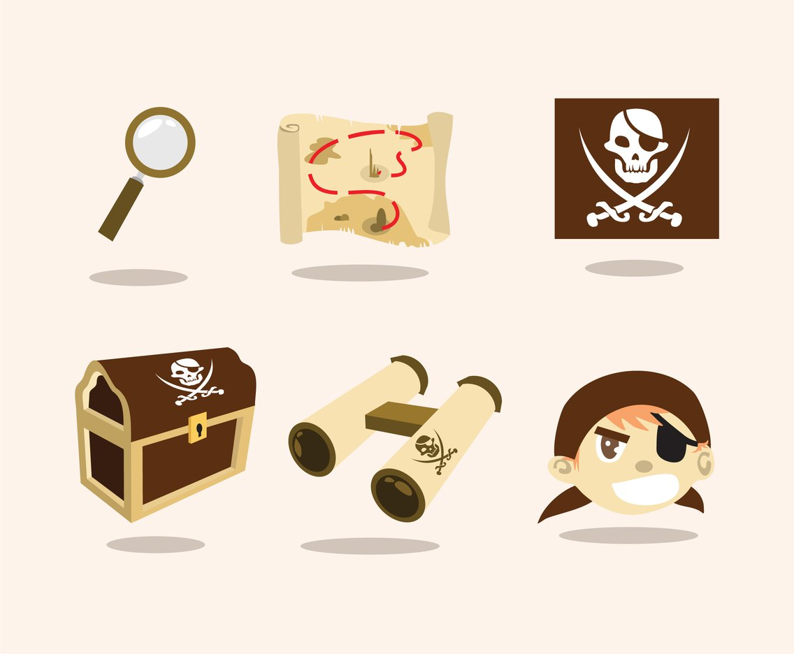 1136x936 Hidden Treasure Illustration Vector Vector Art Amp Graphics