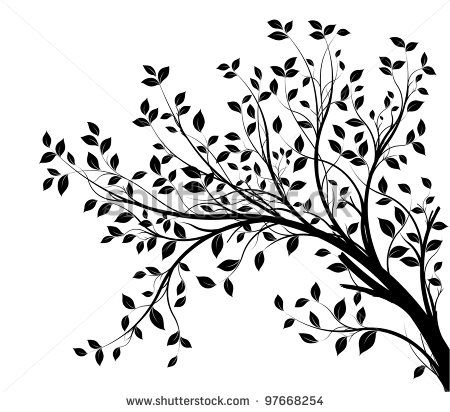 450x412 Nature Silhouette Vector Free Vector For Free Download About (370