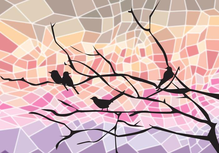 700x490 Branches Free Vector Art
