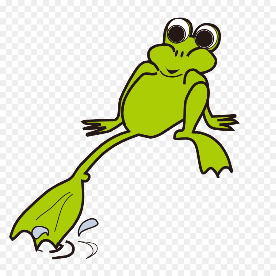 900x900 Frog Amphibian Clip Art