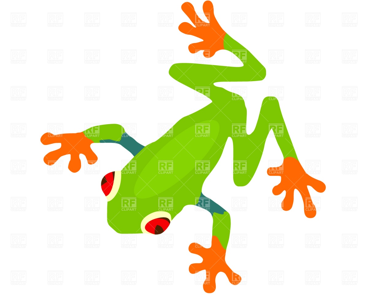 1200x960 Frog Vector Image Vector Artwork Of Plants And Animals Prague