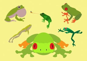 285x200 Tree Frog Free Vector Graphic Art Free Download (Found 8,080 Files