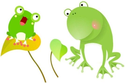 535x356 Tree Frog Vector Graphic Free Vector Download (5,407 Free Vector