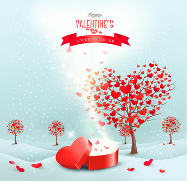 380x368 Free Vector Heart Tree Free Vector Download (8,763 Free Vector
