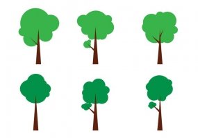 285x200 Tree Icon Free Vector Graphic Art Free Download (Found 31,192