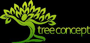 300x145 Green Tree Logo Vector (.eps) Free Download