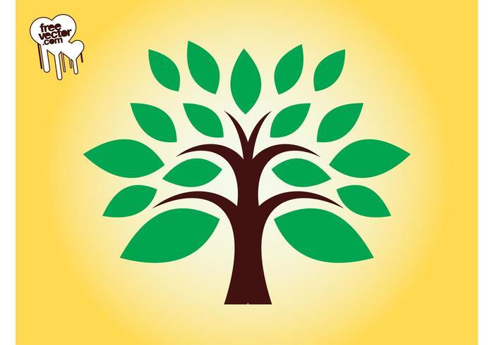 700x490 Tree Logo Free Vector Art