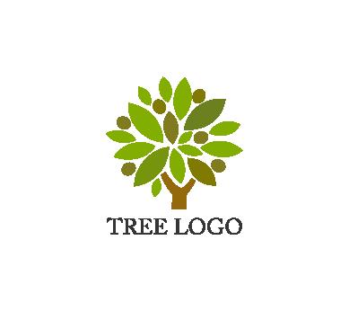 389x346 Vector Nature Tree Logo Inspirations Download Vector Logos Free