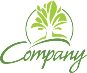 300x253 Company Abstract Tree Logo Vector (.ai) Free Download