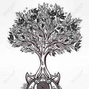 300x300 Free Clipart Images Tree Of Life Rongholland