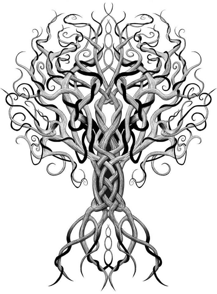 Tree Of Life Vector Free at GetDrawings.com | Free for ...