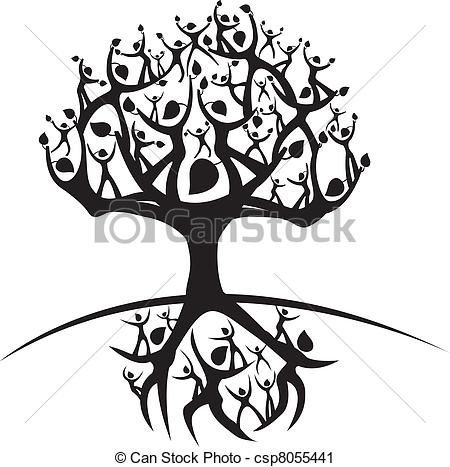 450x467 Illustration Of The Tree Of Life.