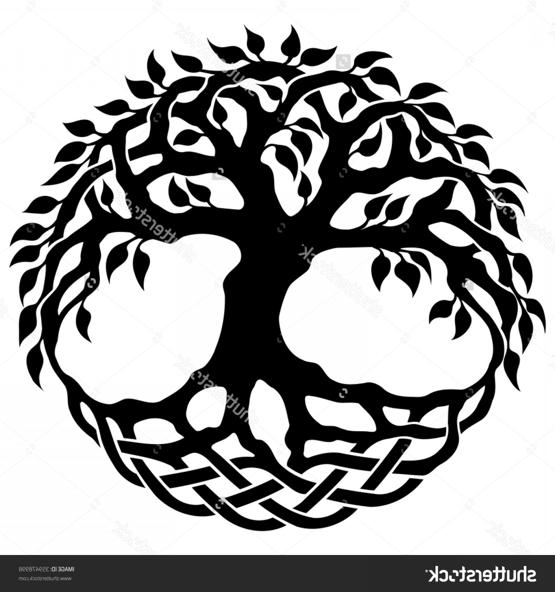 1800x1920 Pretentious Tree Of Life Clip Art Free Celtic Clipart Shopatcloth